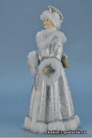 Фото Снегурочка из сказки в пару к к Деду Морозу