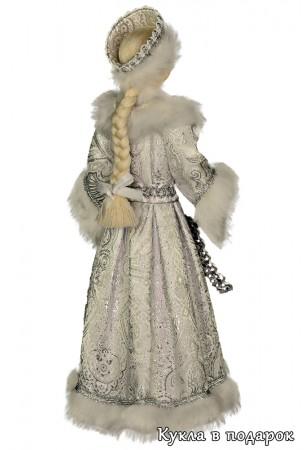 Снегурочка из сказки красивая кукла хенд мейд