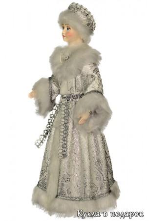 Снегурочка из сказки кукла готовая работа