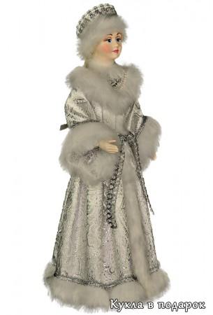 Снегурочка из сказки кукла ручной работы