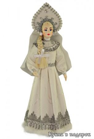 Русская Снегурочка кукла в подарок