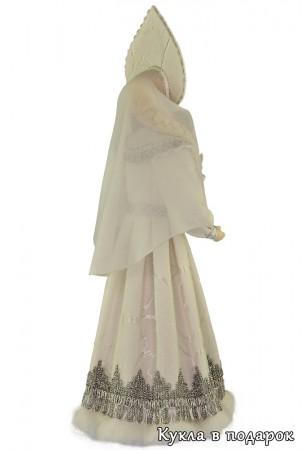 Кукла Снегурочка в русском костюме