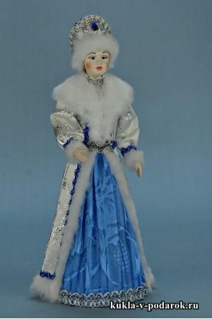 фото Снегурочка из СССР кукла в подарок