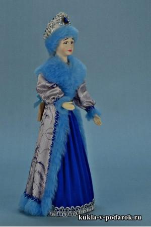 фото Снегурочка из СССР сувенир под елку