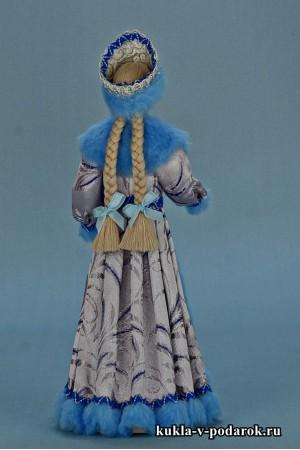 фото русская Снегурочка из СССР красивый подарок
