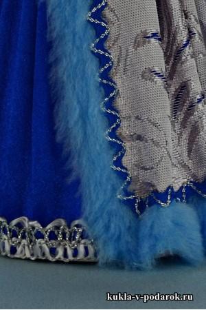 фото Снегурочка из СССР детали одежды и отделки