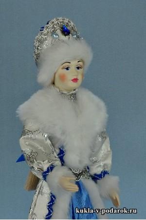 фото Снегурочка из СССР авторская кукла