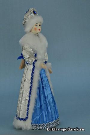 фото Снегурочка из СССР кукла ручной работы