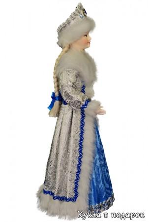 Снегурочка из СССР красивая хенд мейд кукла