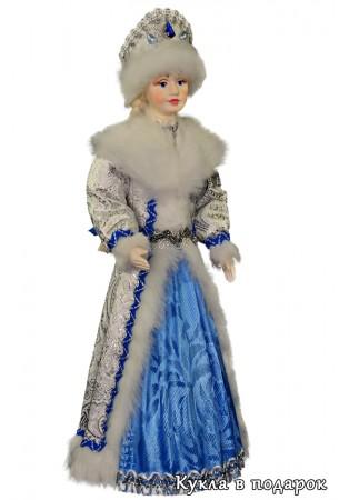 Снегурочка из СССР кукла в подарок