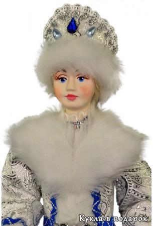 кукла Снегурочка из СССР подарок ручной работы