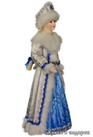 Снегурочка из СССР кукла ручной работы