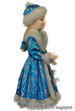 Снегурочка девочка авторская ручная работа