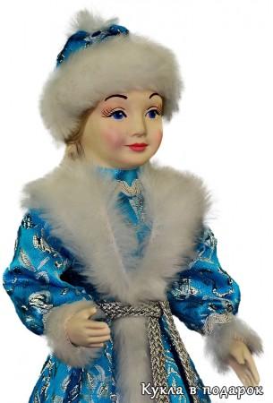 Снегурочка девочка фарфоровая голова расписана вручную