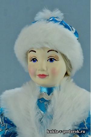 фото Снегурочка девочка подарок взрослым и детям