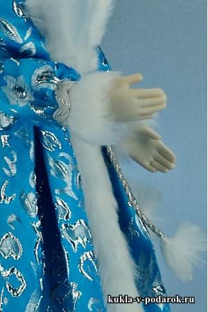 фото Снегурочка девочка фарфоровые ручки