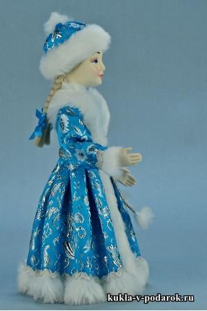 фото Снегурочка девочка авторская ручная работа