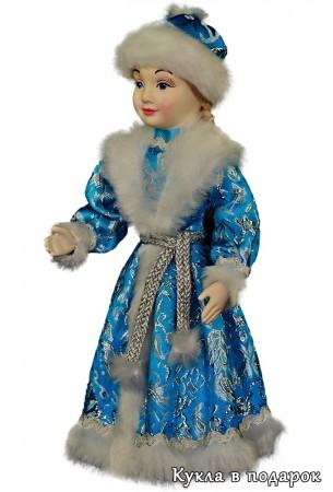 Снегурочка девочка подарок взрослым и детям