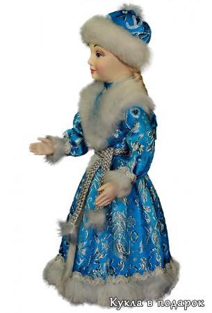 Снегурочка девочка новогодний подарок под елку