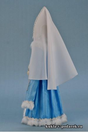 Фото кукла Снегурочка в пару к Деду Морозу