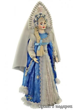 Красивая кукла Снегурочка