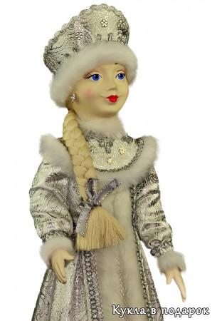 Снегурочка подарок авторская кукла