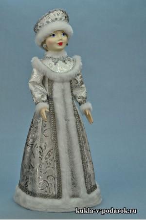фото Снегурочка кукла в подарок