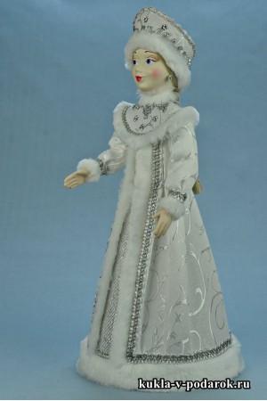 фото Снегурочка подарок женщине русский стиль