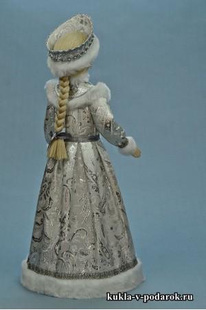фото Снегурочка подарок ручной работы