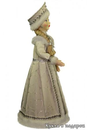 Снегурочка подарок на Новый год оригинальная кукла