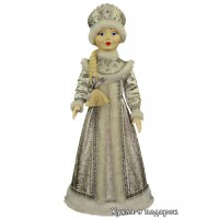 Кукла Снегурочка в подарок