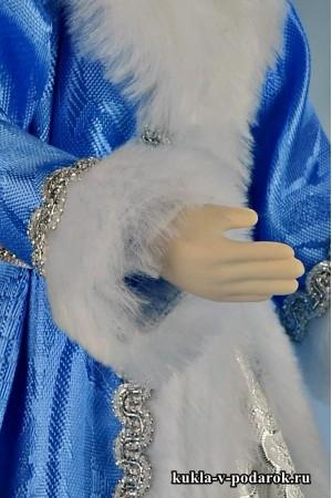 фото новогодняя Снегурочка сделано в России, Москва