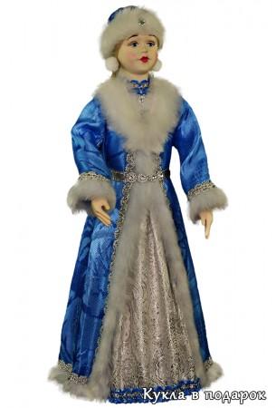 Снегурочка новогодняя кукла в подарок