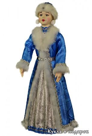 Недорогая авторская кукла Снегурочка из Москвы