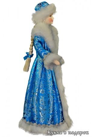 Снегурочка игрушка авторская кукла