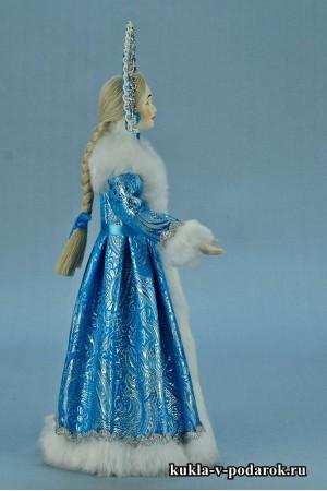 Фото Снегурочка игрушка новогодний подарок
