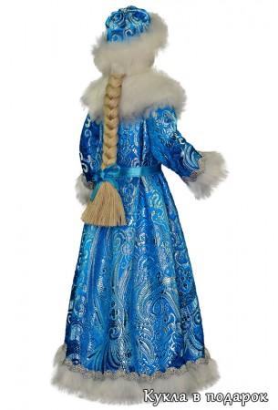 Снегурочка игрушка кукла ручная работа