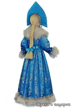 Русская коса у Снегурочки игрушки