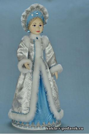 фото Снегурочка внучка кукла в подарок