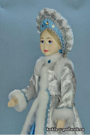 фото Снегурочка внучка новогодний сувенир из Москвы
