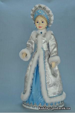 фото Снегурочка внучка красивый подарок на Новый год