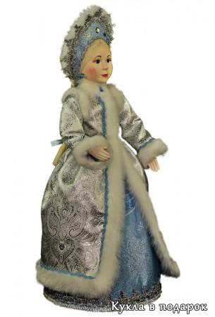 Снегурочка внучка кукла ручной работы