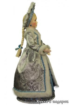 Снегурочка внучка кукла в кокошнике