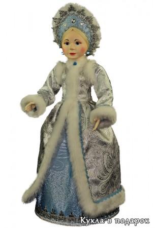Снегурочка внучка кукла из фарфора