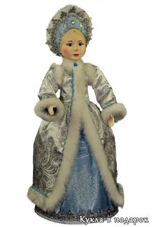 Снегурочка внучка кукла в подарок