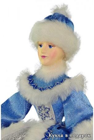 Приятная кукла грелка для семейного чаепития