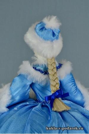 фото приятного чаепития кукла с русской косой