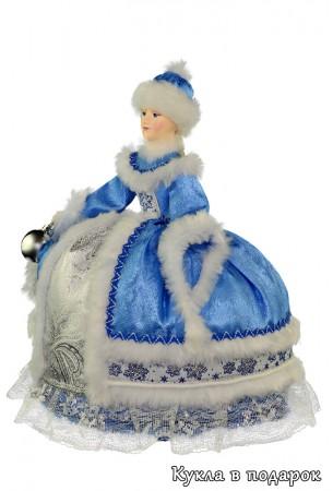 Приятного чаепития с куклой грелкой на чайник