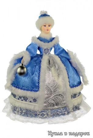 Кукла грелка для приятного чаепития