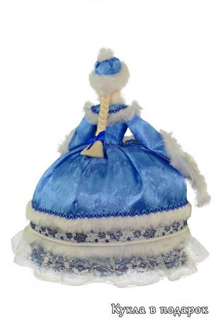 Кукла в подарок для чаепития приятной наружности